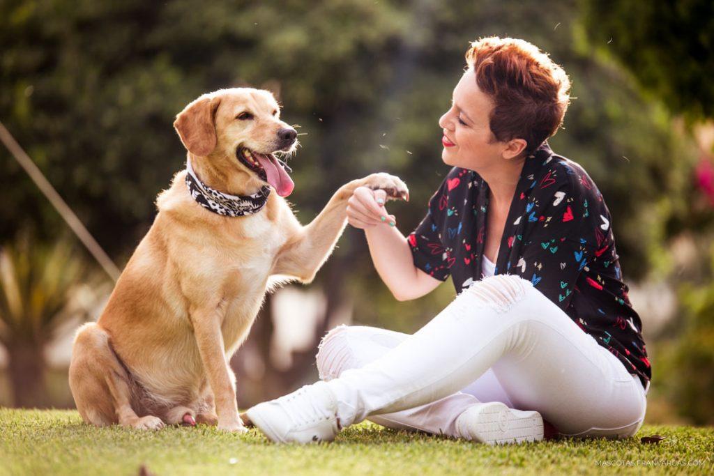 Rumbo y Zahira | Fotógrafo de mascotas Málaga
